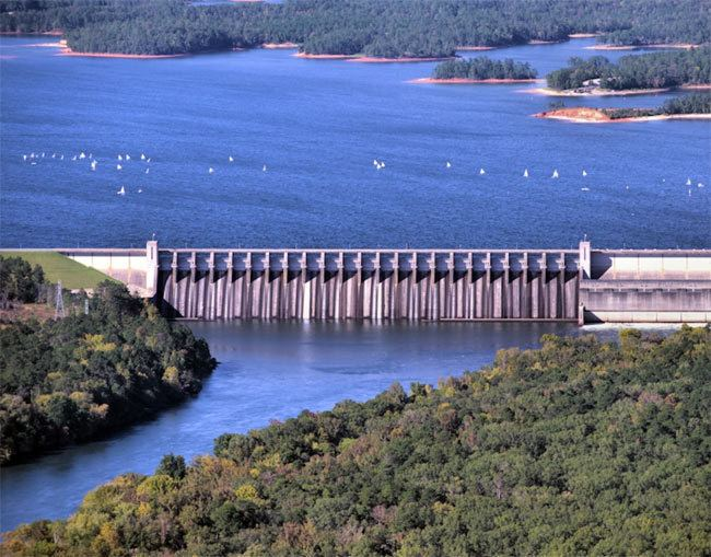 No Swim Advisory Issued for Thurmond Lake