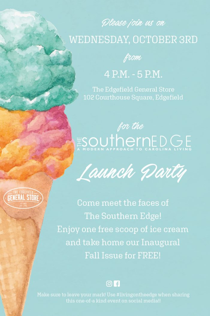 Southern Edge Launch Party!