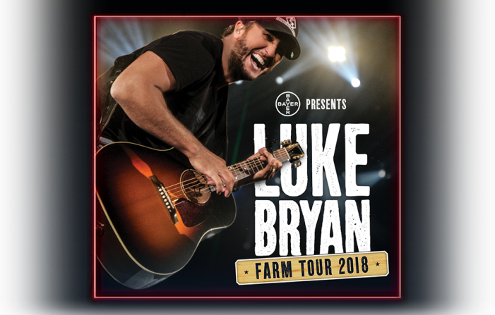 Luke Bryan is Coming to Edgefield County!