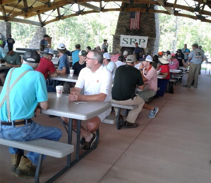 SRP Federal Credit Union 4thAnnual Fun Shoot Successfully Raises Funds To Benefit Edgefield County Hospital