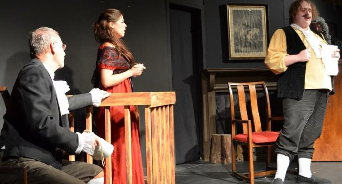 "Theatre Review of ""The Devil in Petticoats"""