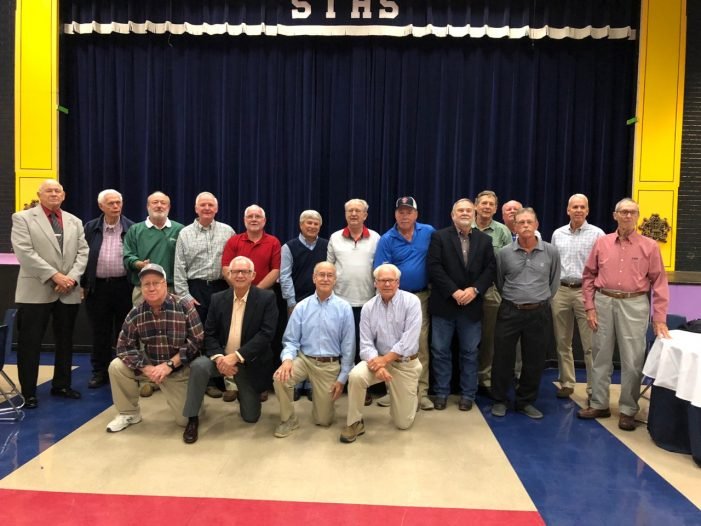 Strom Thurmond High 1968 Football Championship Team‑