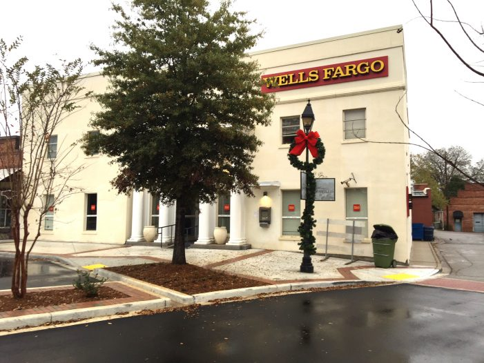 Wells Fargo Leaves Edgefield County Due to Low Foot Traffic