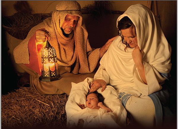 JUMC Live Nativity
