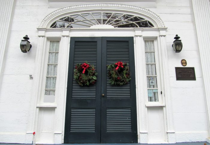 Doors to Open for a Christmas Event at Oakley Park