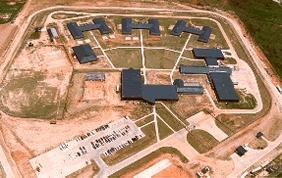 Bomb Drill at Prison