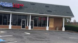 Burglars Hit Another Business in Edgefield