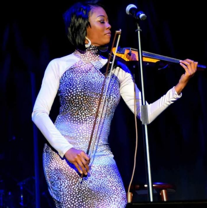 Arts at the Academy Features Violinist