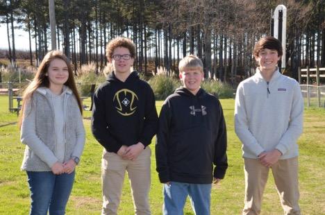 DAR Essay Contest Winners