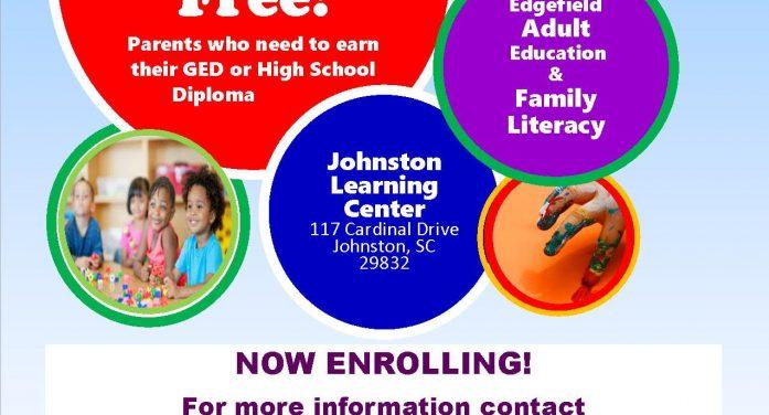 Johnson Learning Center, Now Enrolling!