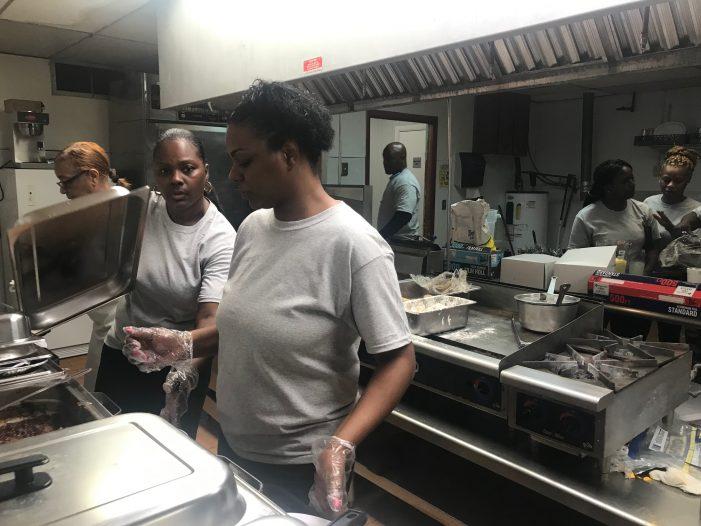 A New Restaurant in Trenton