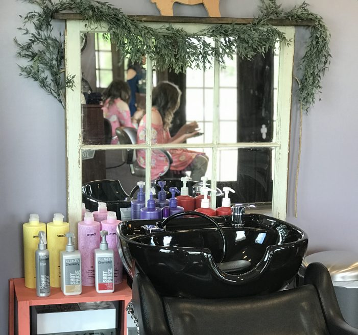 Southern Belle Cuts the Ribbon for Grand Opening