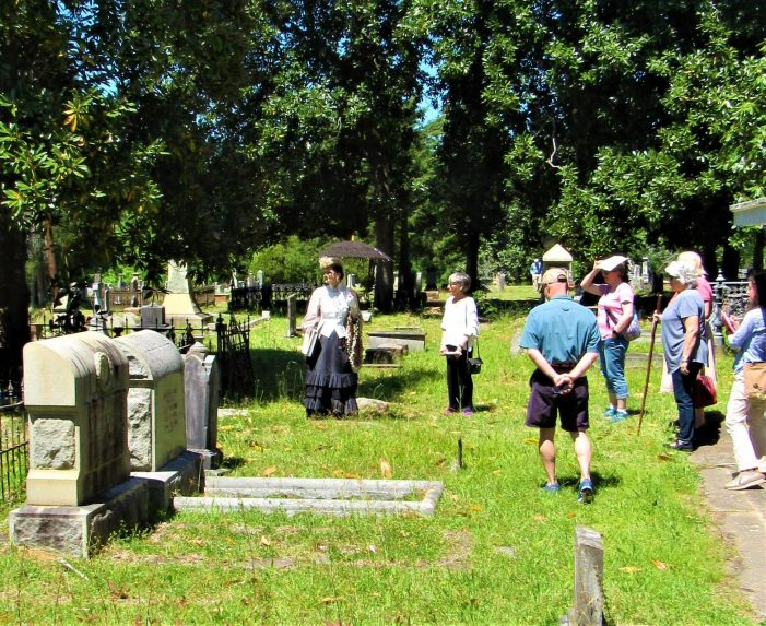 Midlands DAR Chapters Visit Edgefield