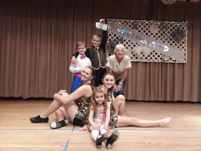 A Dance Recital on the Theme of Marriage