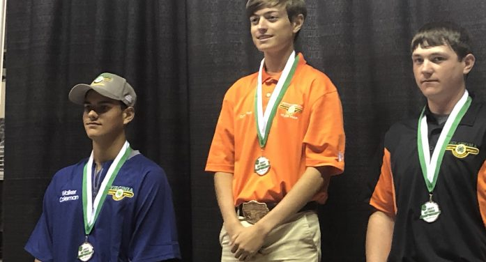 Two Edgefield Youth go to National 4-H Shooting Sports