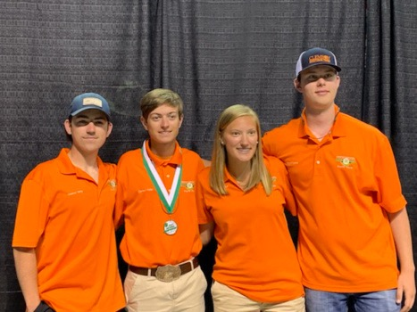 South Carolina 4-H shooters shine on national stage