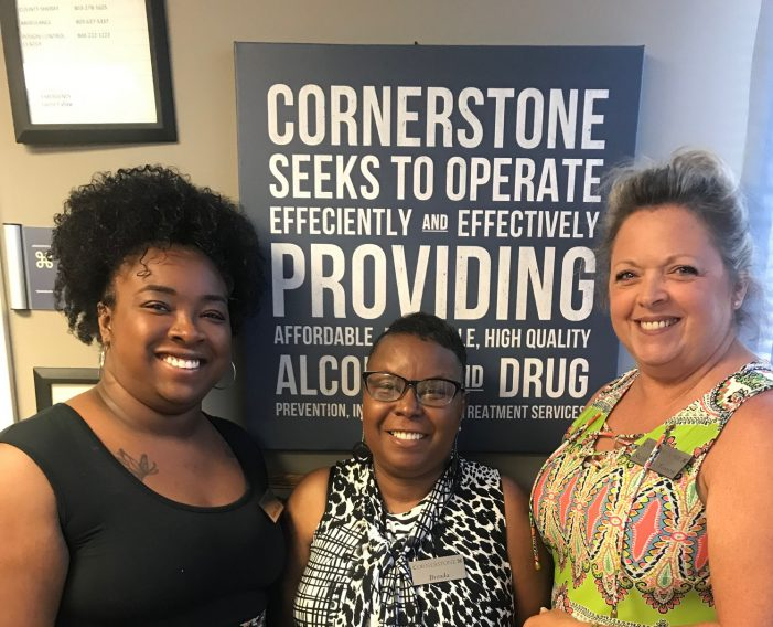 Recovery Month Reception at Cornerstone