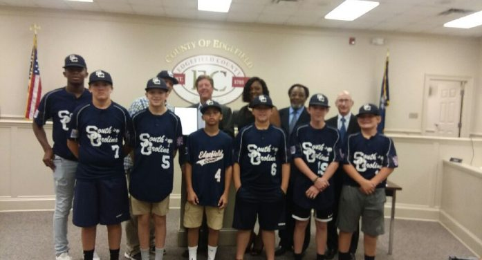 Council Honors Ozone All-Stars