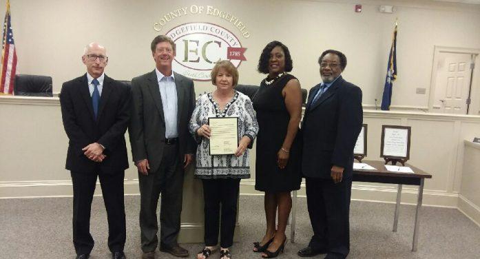 Council Recognizes Judge Brenda B. Carpenter