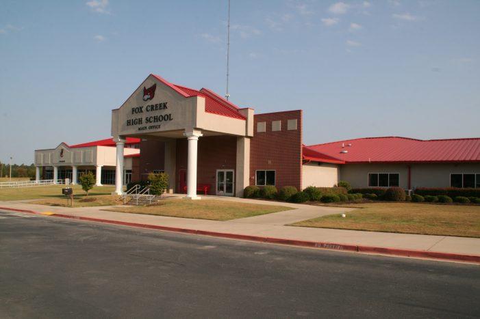 Creek High School Phase 3