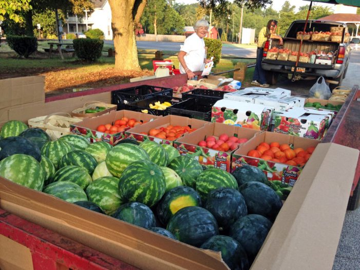 Clemson Extension endowment continues legacy of 'Queen of the Market'