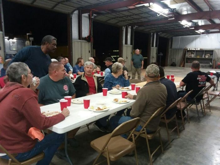 Trenton FD Host Assoc. Dinner