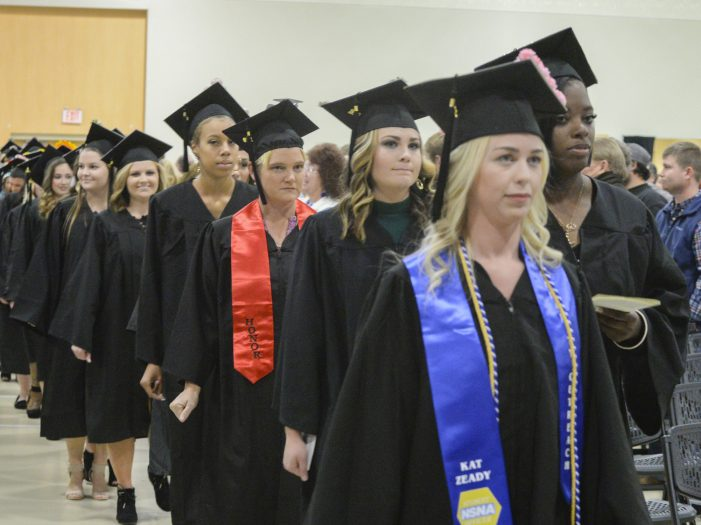 She Said Yes ― and Other Recent Graduation Stories from Piedmont Tech