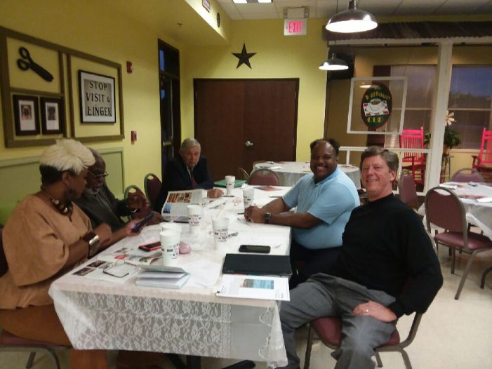 County Hosts Intergovernmental Meeting