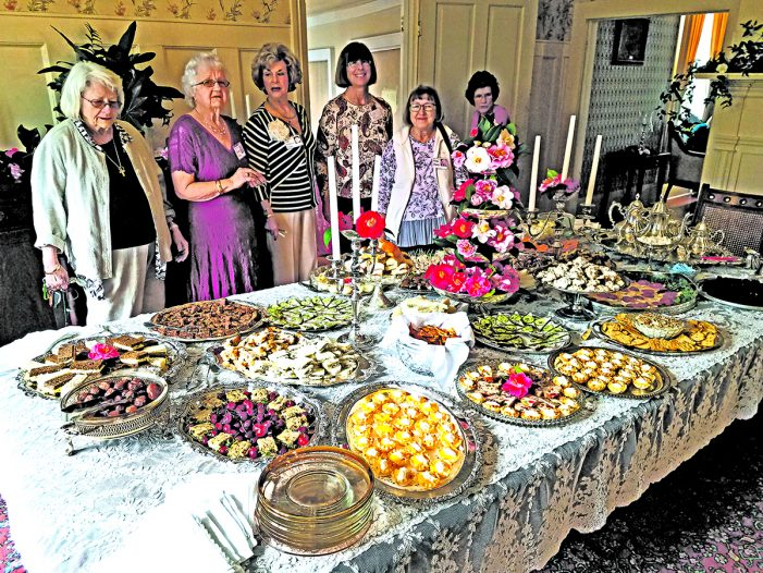 Edgefield Camellia Tea to Welcome Visitors on Feb. 13