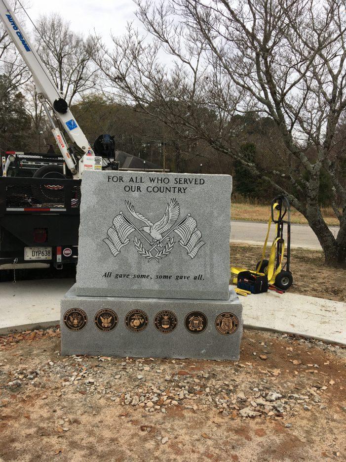 Veteran's Memorial Park Emerging