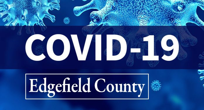UPDATE – DHEC Announces One Additional Death Related to COVID-19, One New Case in Edgefield County
