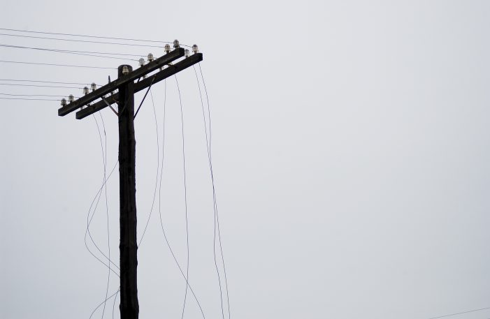 Power Outage that Affected Johnston