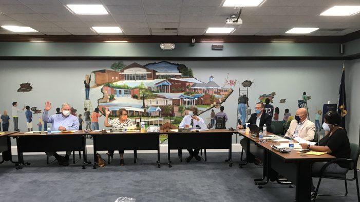 Breaking News: ECSD School Board Trustees Reject Governor's Education Demands