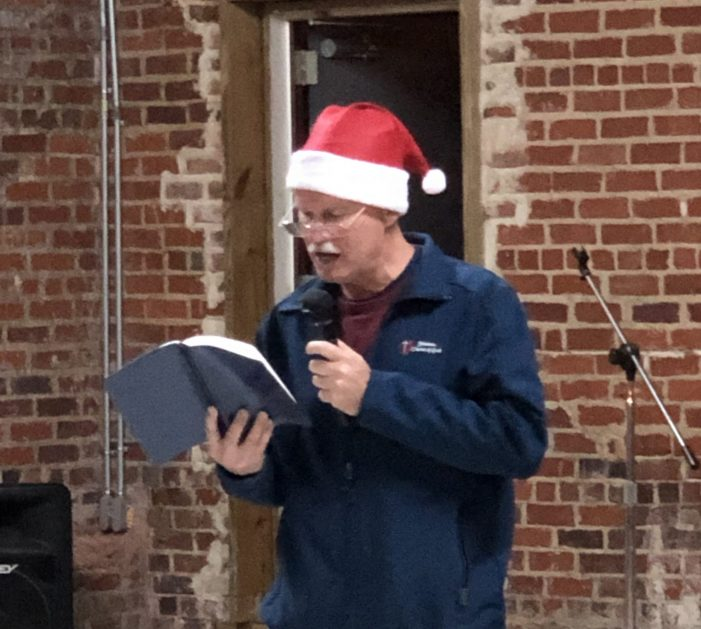 Christmas Season Starts in Edgefield & Johnston