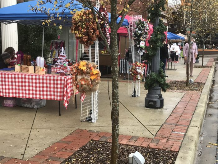 SHOP LOCAL in Edgefield on Saturday after Thanksgiving