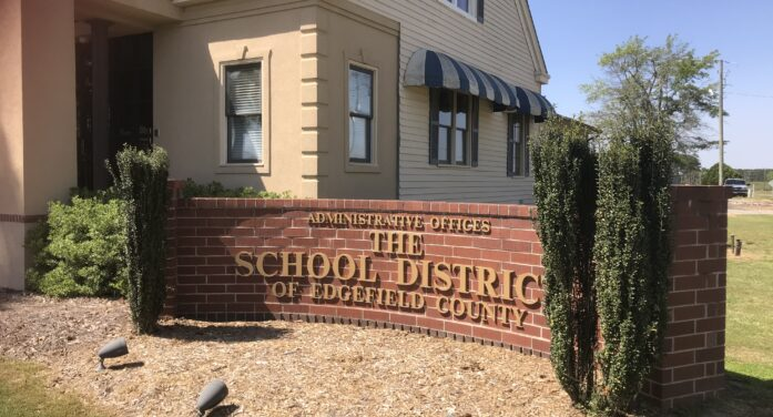 Edgefield County School District Experiences a Drop in Student Enrollment
