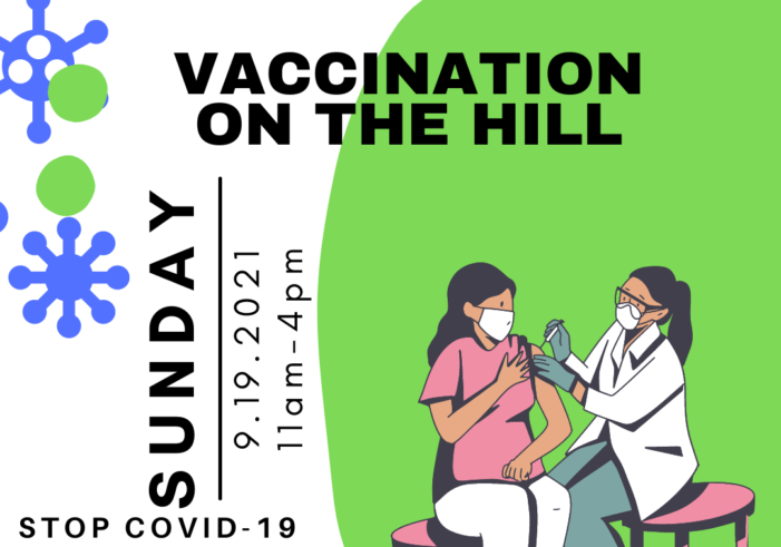 Vaccine Clinic in Edgefield County