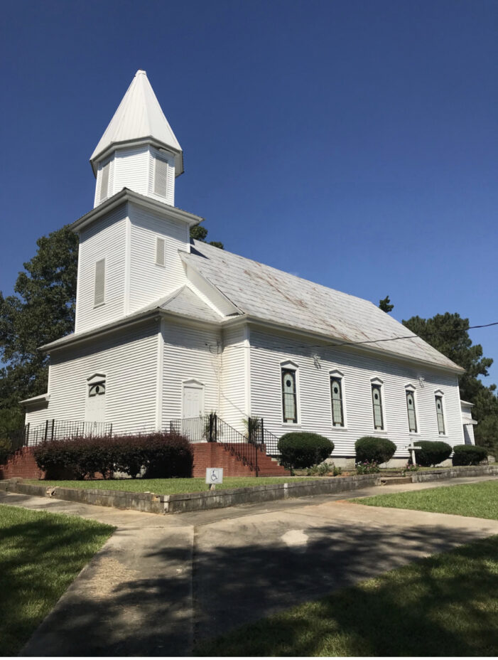 Macedonia Baptist Church and the Edgefield Academy to be Featured